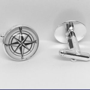 Other - Compass Cuff links